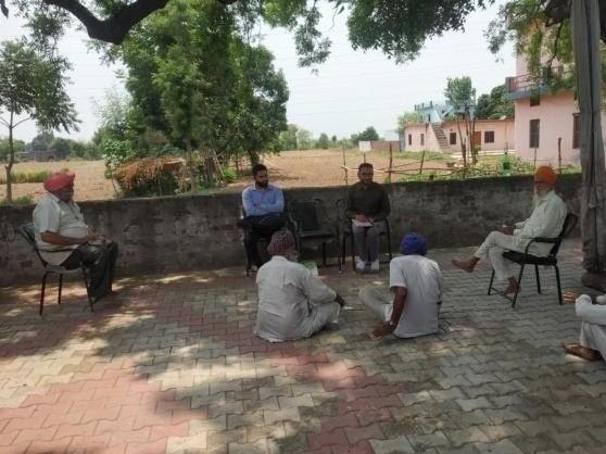 Indag CSR village Reru